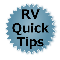 RV Quick Tips