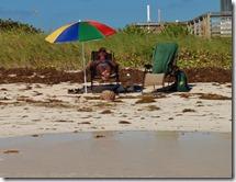 Anne on Bahia Honda Beach