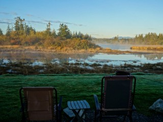 Fall Morning on the Estuary
