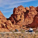 Valley of Fire State Park Arch Rock Campground