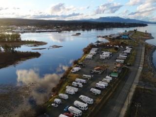 Thunderbird RV Park Campbell River