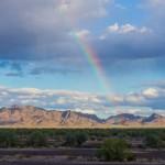 Quartzsite Rainbow
