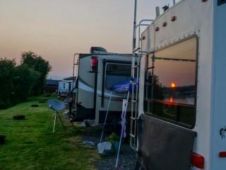 Smokey Sunset 2