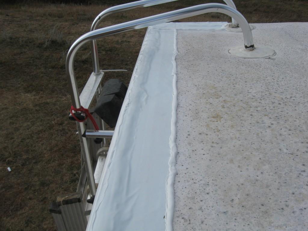 RV Roof Seal Tips By Eddie