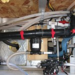 Transfer pump system